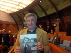 100 anni di Pietro Ingrao, festeggiamenti a Montecitorio