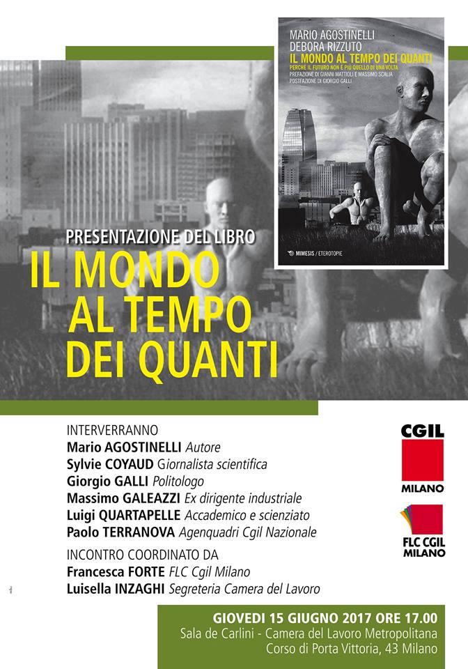 15 giugno Milano